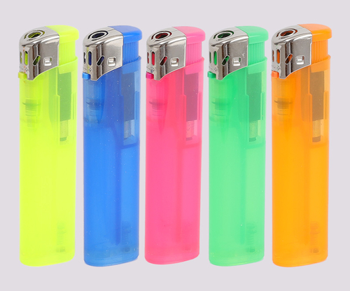 metal outdoor Electronic lighter OQ-906