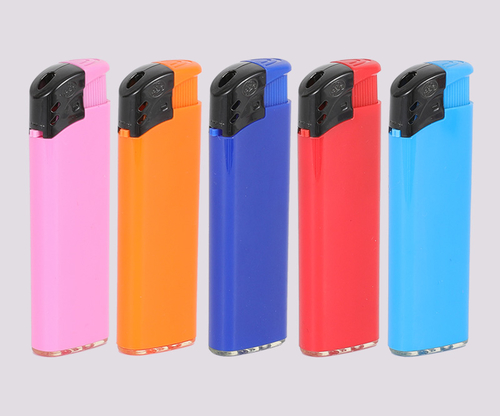 plastic+metal Electronic lighter OQ-72