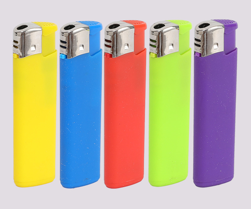 plastic+metal outdoor Electronic lighter OQ-912